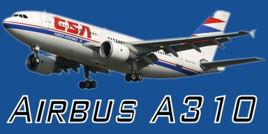 Airbus A310 - Greatest Airliners Provided by DutchOps com
